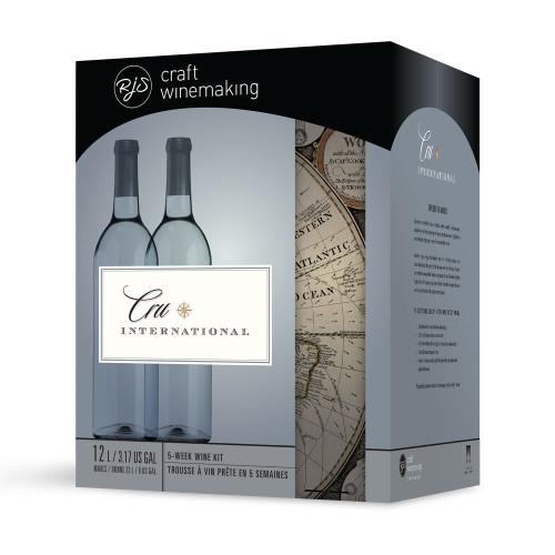 Wine Ingredient Kit - Cru International - Okanagan Meritage Style