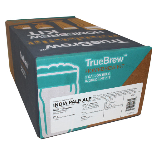 True Brew India Pale Ale Ingredient Kit (Limited) - Makes 5 Gallons