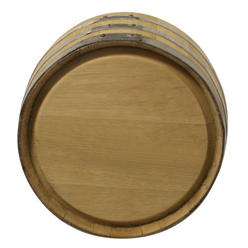 5 Gallon New White Oak Barrel For Aging Whiskey, Bourbon, Wine, Cider, Beer Or As Decor