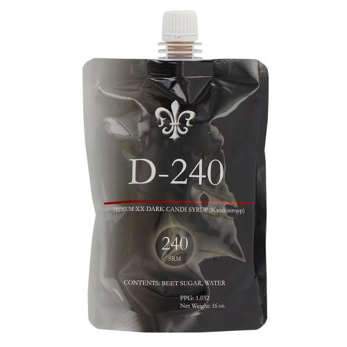D-240 Belgian Candi Syrup - Extra Dark