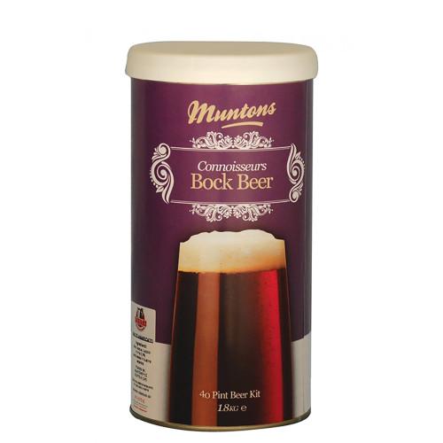 Muntons Connoisseurs Bock Beer 40 Pint Beer Kit