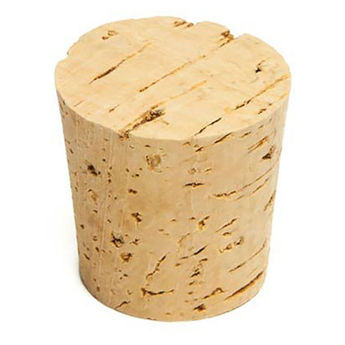 #18 tapered cork