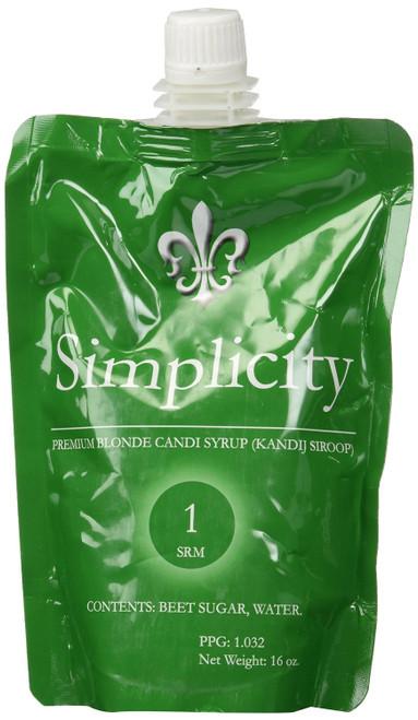 Candi Syrup - Belgian Simplicity - 1 Lb