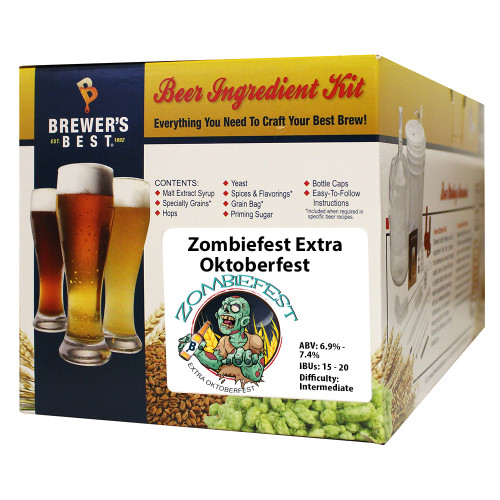 Zombiefest Ingredient Kit