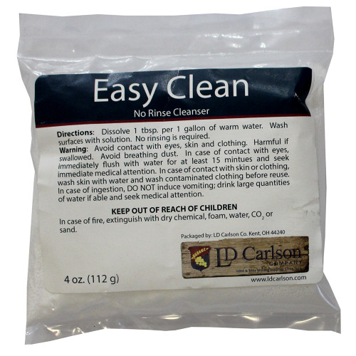 Easy Clean - 4 oz