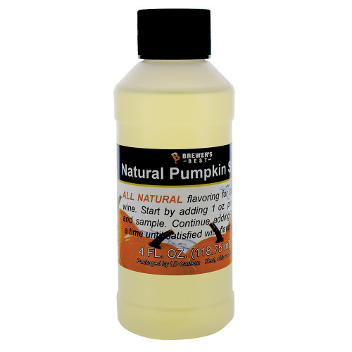 Brewer's Best Natural Beer and Wine Flavoring (Pumpkin Spice)