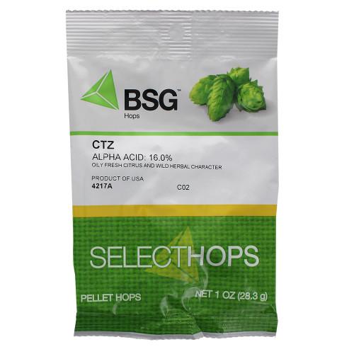 CTZ Hop Pellets 1 oz