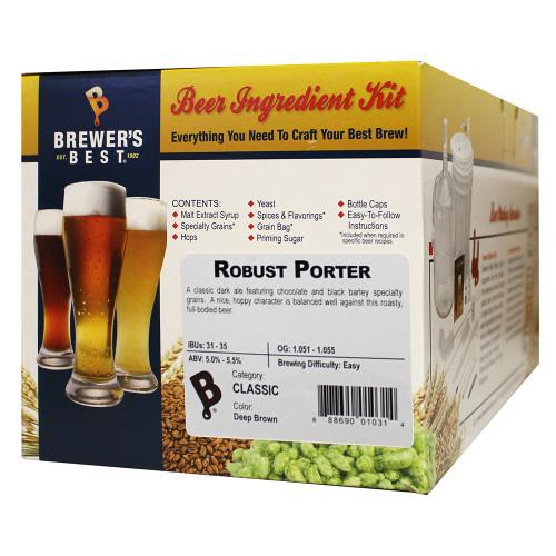 Brewer's Best Robust Porter Beer Kit - 5 Gallon