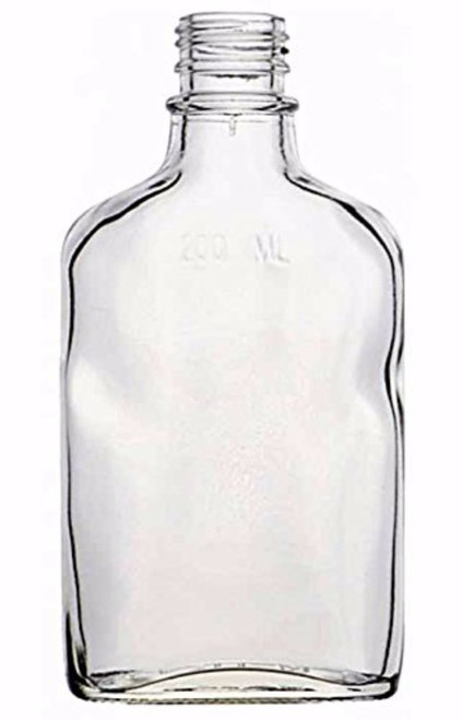 Glass Flask Without Lid - 200 mL