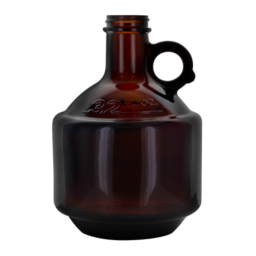 1 Liter (32 fluid ounces) Short Growler