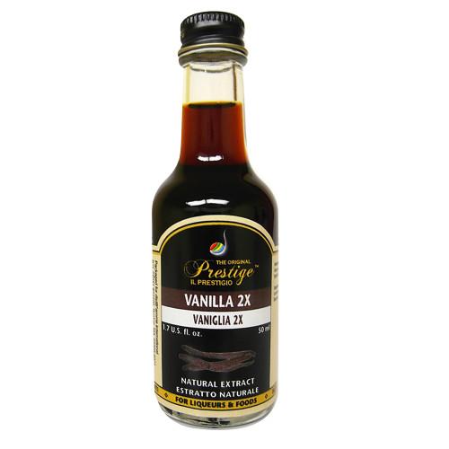 Liquor Quik Prestige Vanilla 2X Essence 50ml