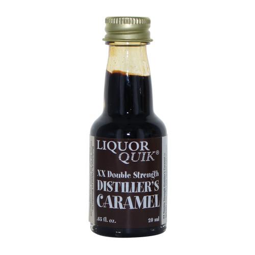 Liquor Quik Essence - XX DBL Strength Distillers Caramel