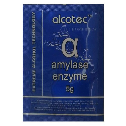 Alcotec Amylase Enzyme 5g