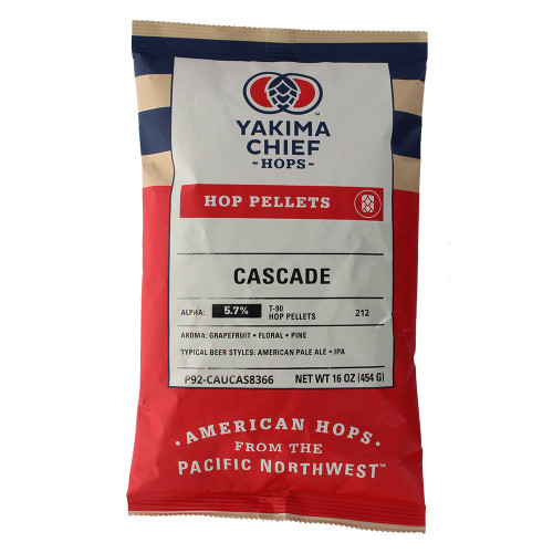 Pellet Hops - Cascade - 1 Lb