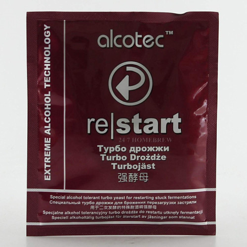 Alcotec Re-start Yeast