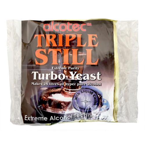 Alcotec Triple Still Turbo Yeast