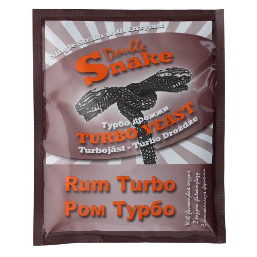 Double Snake Rum Turbo Yeast