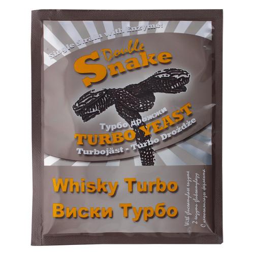 Double Snake Whisky Turbo Yeast