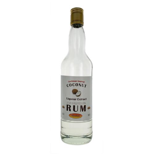 Alcotec Top Up Extract Coconut Rum