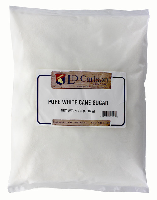 Cane Sugar 4 LB