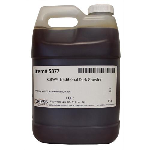 Traditional Dark Liquid Malt Extract (32 Pound Growler)