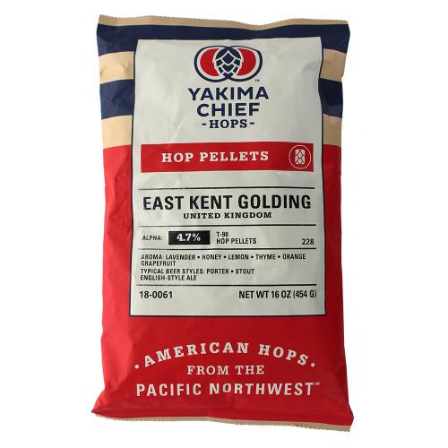 UK East Kent Golding Hop Pellets - One POUND