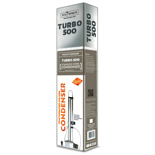 Still Spirits Turbo 500 Stainless Steel Condenser