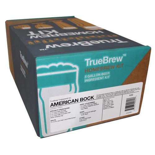 American Bock TrueBrew Home Brewing Ingredient Kit