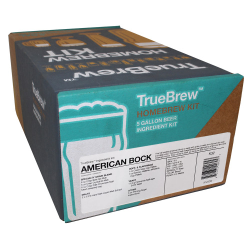 American Bock TrueBrew Home Brewing Ingredient Kit