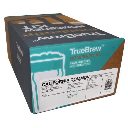 California Common True Brew Ingredient Kit