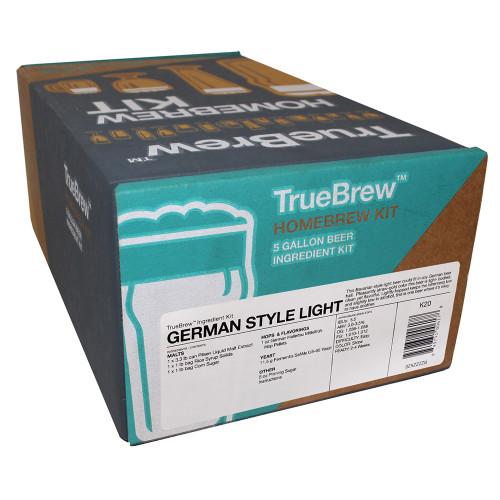 German Style Light True Brew Ingredient Kit