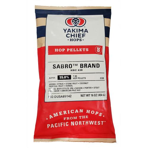US Sabro Hop Pellets 1 Pound