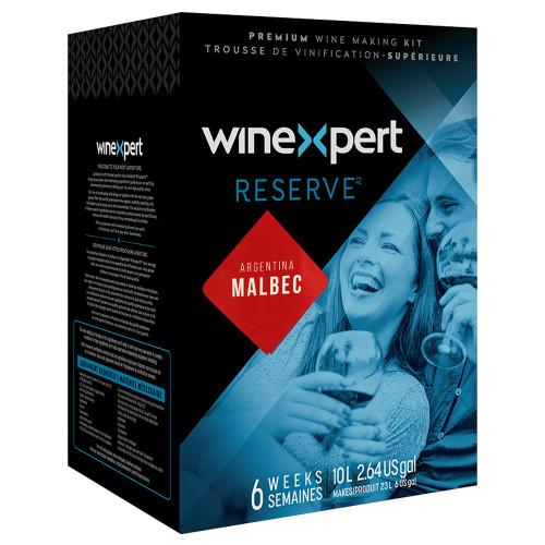 Reserve Argentine Malbec Wine Ingredient Kit