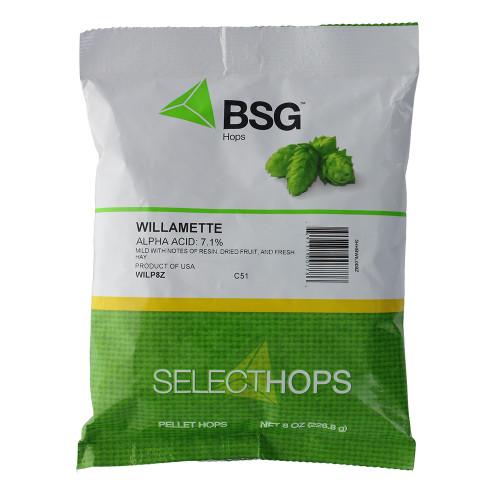 Willamette (US) Hop Pellets 8 oz