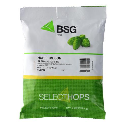 Huell Melon (GR) Hop Pellets 8 oz
