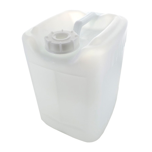 2.5 Gallon Plastic Hedpack With Cap