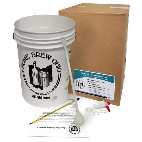 Home Brew Ohio Soda Making Kit