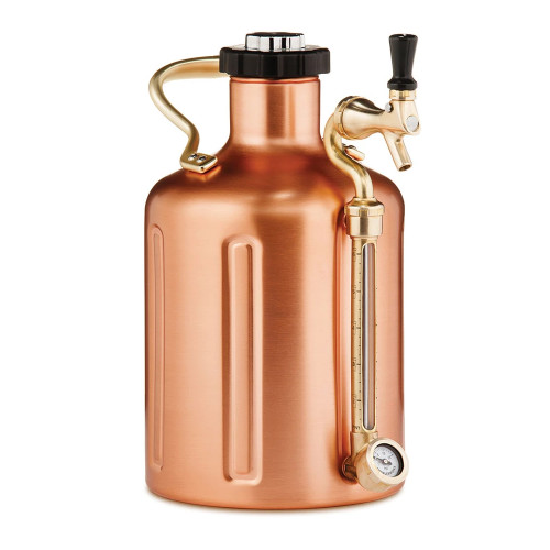 UKeg 128 - Copper Carbonated Growler