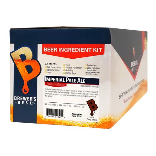 Brewers Best Imperial Pale Ale Beer Ingredient Kit
