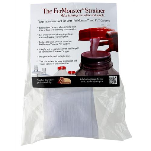 FerMonster Mini Mesh Strainer