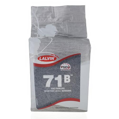 Lalvin 71B-1122 Dry Wine Yeast 500 Gram Brick