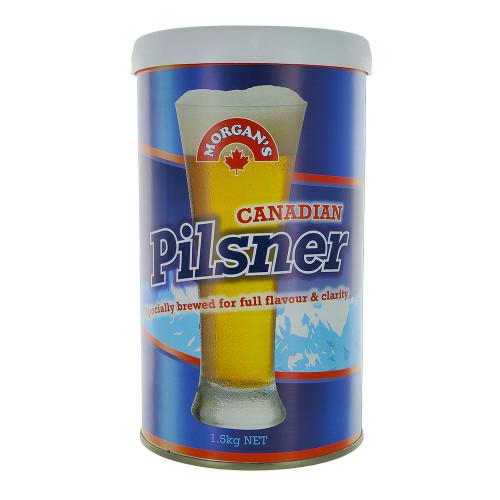 Morgan's Canadian Pilsner 1.5kg Beer Making Ingredient Kit