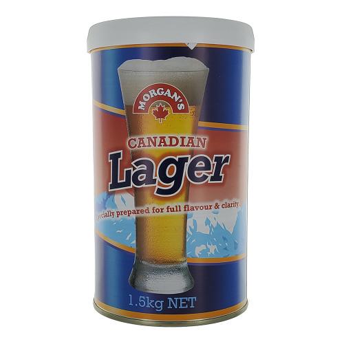 Morgan's Canadian Lager 1.5kg Beer Making Ingredient Kit