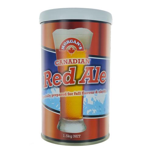 Morgan's Canadian Red Ale 1.5kg Beer Making Ingredient Kit
