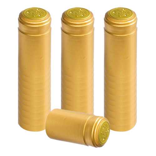 Home Brew Ohio Gold PVC Shrink Capsules 30 count