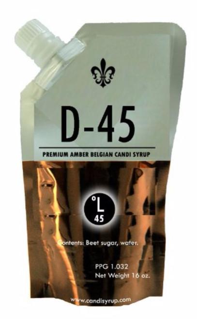 Candi Syrup - D45 Amber Belgian - 1 Lb