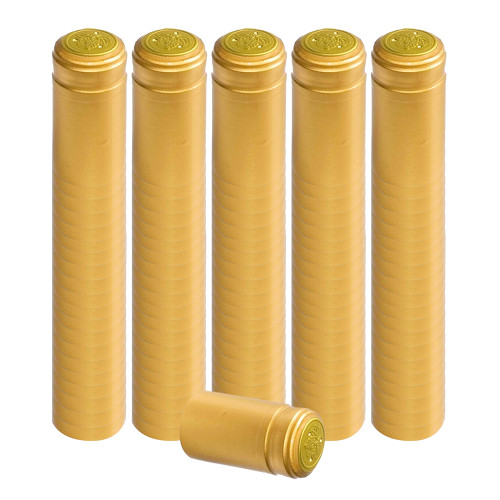 Home Brew Ohio Gold PVC Shrink Capsules 100 count