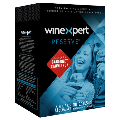 Reserve California Cabernet Sauvignon Wine Ingredient Kit