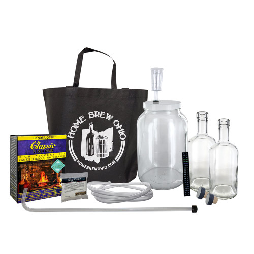 That's The Spirit! Gift Collection- Peppermint Schnapps Kit
