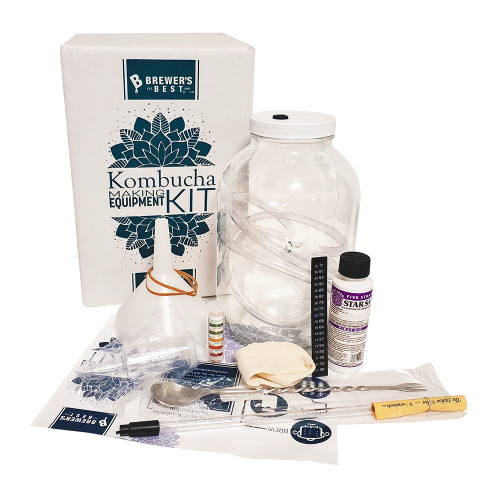 Brewer's Best Kombucha Making Equipment Kit